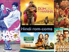 Hindi rom-coms